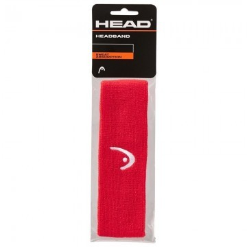 Head Headband Red